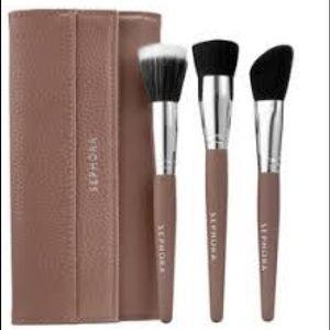 Sephora Contouring brush set